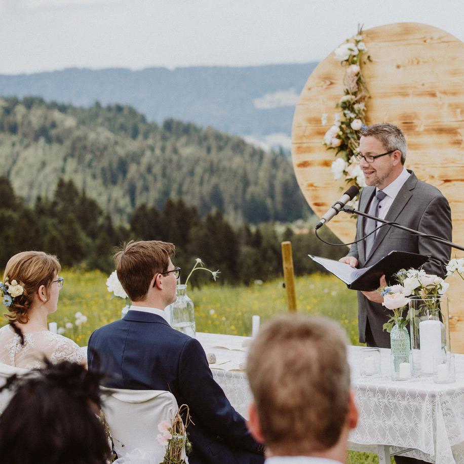 Heiraten am sonntag in bayern
